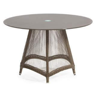 Aria round dining table