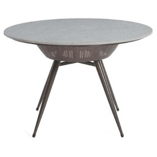 Cocktail round dining table