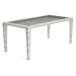 Dynasty rectangle dining table